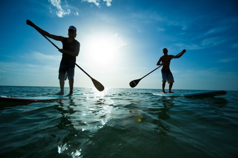 Sunrise Paddle – Wednesdays in August