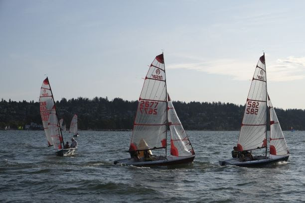 Last Whisps of 2019 Summer Sail Racing @ Jericho