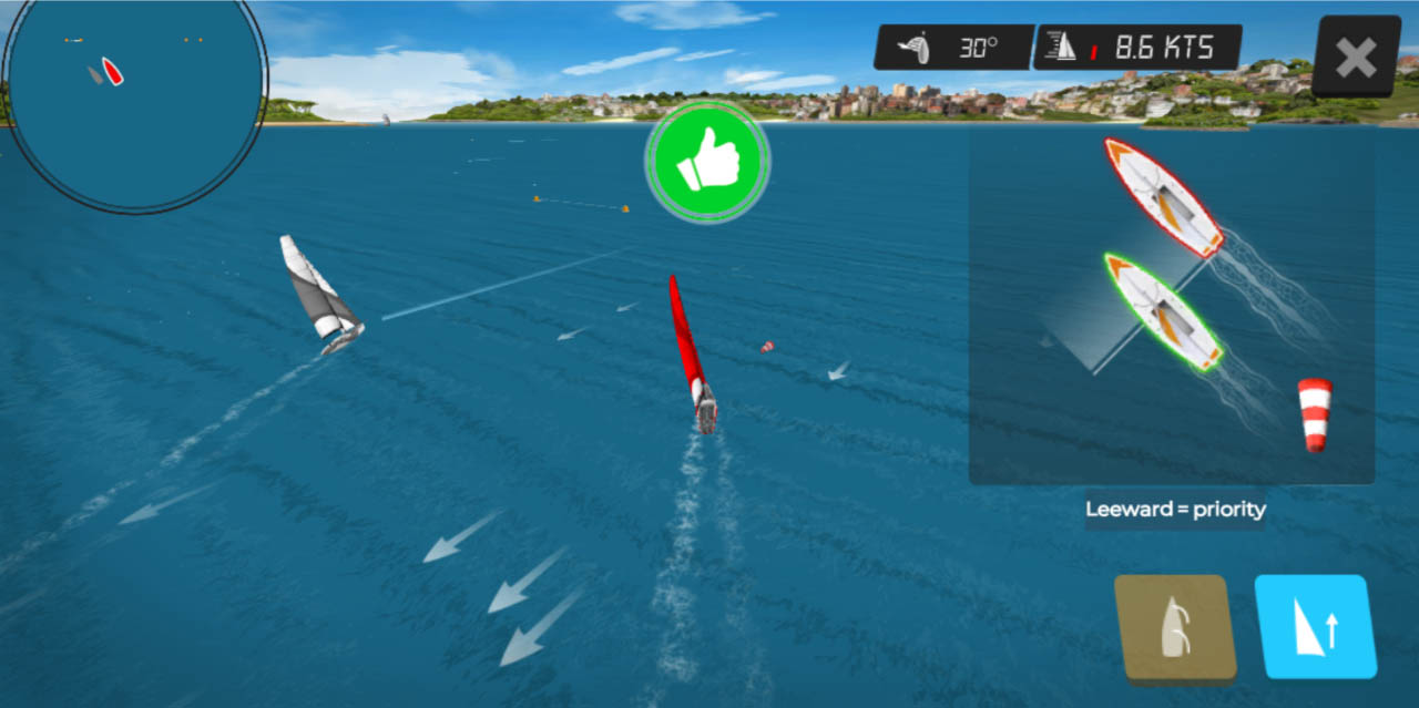 Jericho Tuesday Night Virtual Regatta Series